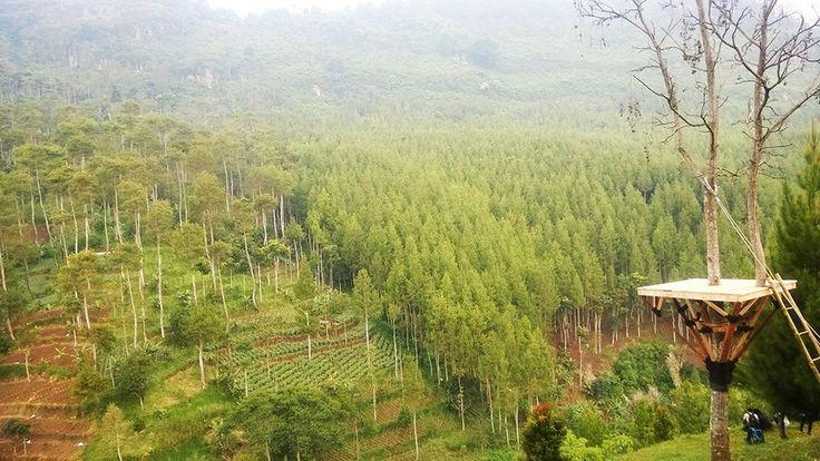 5 Tempat Wisata Menawan di Jawa Barat - Jawa Barat