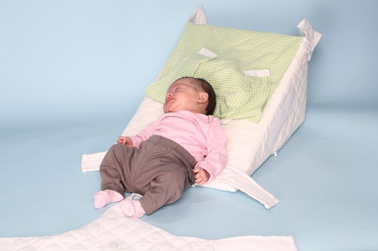Wedge Pillow For Infants With Acid Reflux