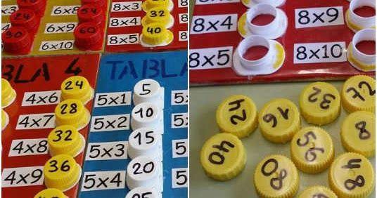 Enseñar y aprenderse las tablas de multiplicar va a dejar de ser un dolor de cabeza con estos métodos creativos.     Bien dicen que se apre...