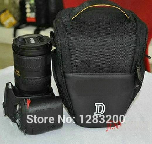DSLR Digital Camera Bag Case For Nikon D90 D5100 D7000 D3100 D80 D3200 D5200 P500 D70