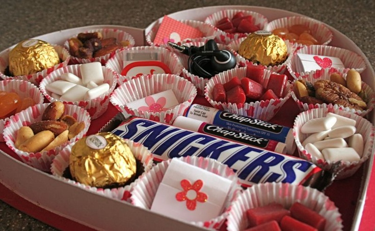 oreo valentine gifts box
