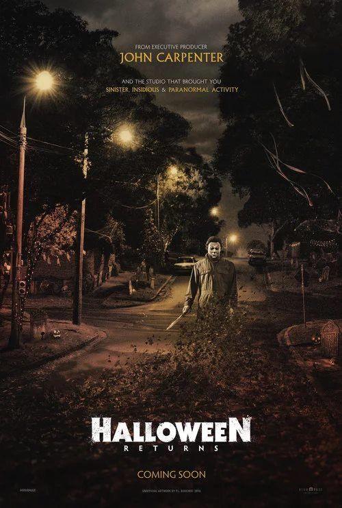 Halloween 2018 Dark Horror Halloween Movies Halloween
