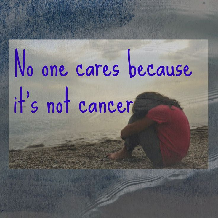 Chronic Mom: Why no one cares about chronic illness, still