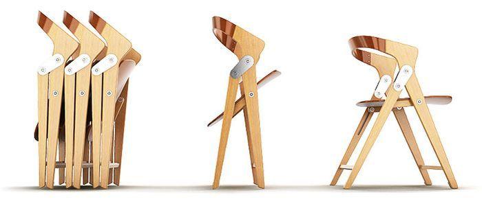 складные офисные стулья
