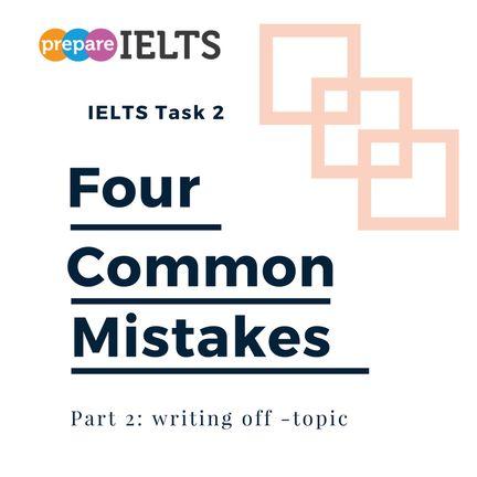 Four common essay mistakes- part 2