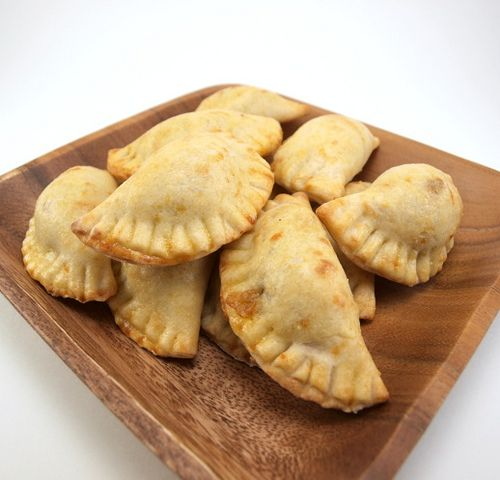Beef Empinadas... its like the mexican version of my family's irish pasties. and soooo good! I wanna make these one day soon
