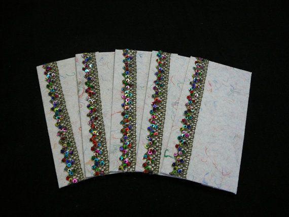 Handmade Money Holder Set Shagan Envelope by HandmadeTraditions