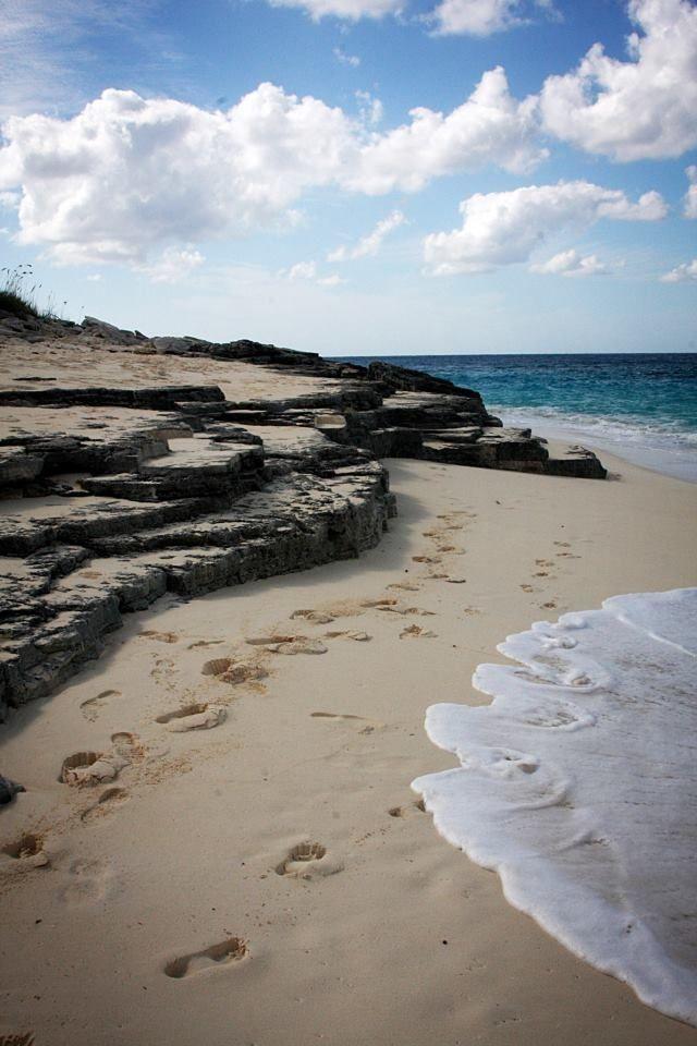 unspoiled,Beach, San Salvador, Bahamas