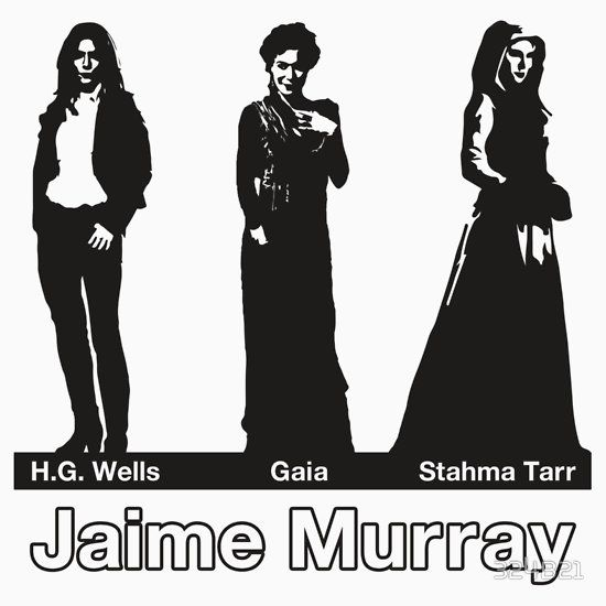 Jaime Murray characters - Warehouse 13, Spartacus, Defiance
