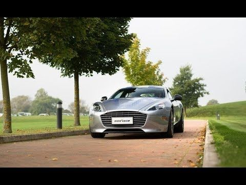 Amazing!!!... Aston Martin RapidE EV confirmed for 2019, limited to 155 ...