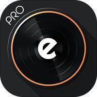 edjing Pro DJ Music Mixer: turntable to remix MP3 by DJiT