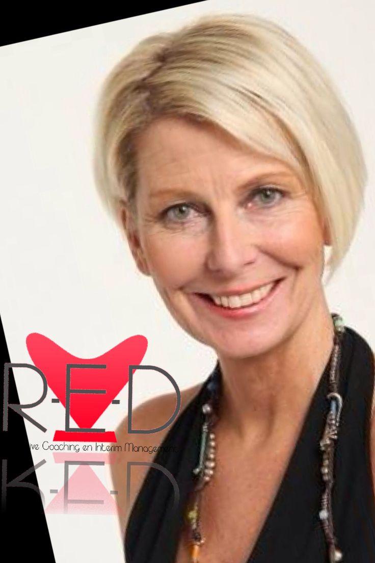 Monique Koopman Founder R-E-D Executive Coaching and Interim Management