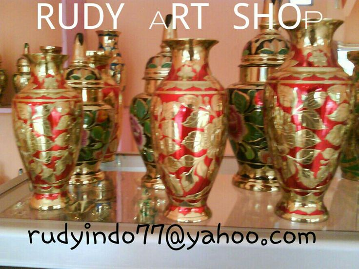 Classic Bronze Vase