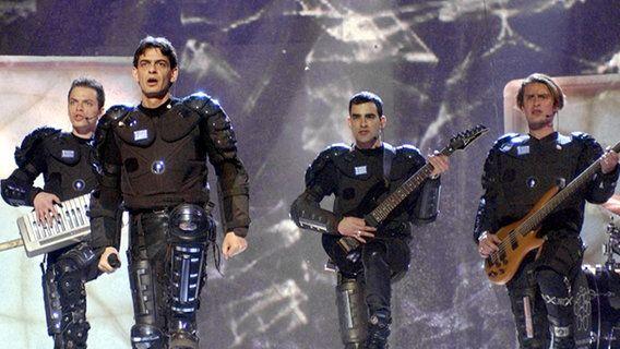Michalis Rakintzis eurovision barbara dex