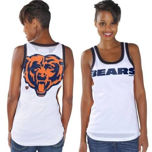 chicago bears women's apparel - Google Search