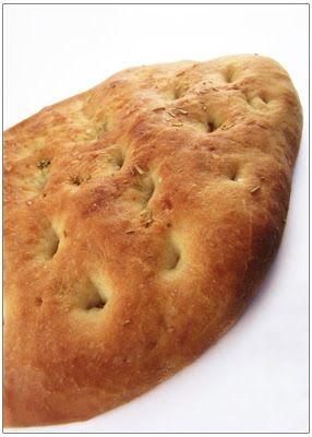 Meersmaak: Broodmachine recept: Focaccia