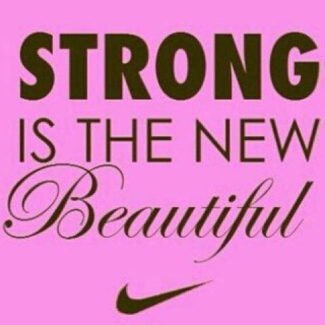 Inner Strength, Nike Quotes, Stay Strong, Strength Training, Workout Exercies, Physical Exercies, Beautiful, Skinny Girls, Fit Motivation