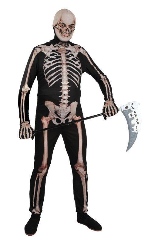 Disfraz de esqueleto #halloween