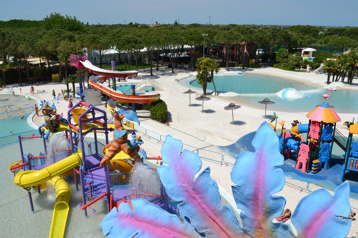 Are you ready for a new adventure? Aqua Park Laguna #acquapark #camping #fun #kids #summer #waterslide