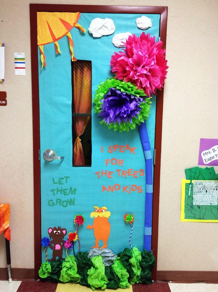 Lorax Classroom Decor ~ Best images about dr seuss on pinterest activities