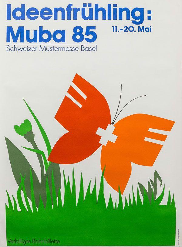 Anon, Ideenfrühling: Muba 85, 1985