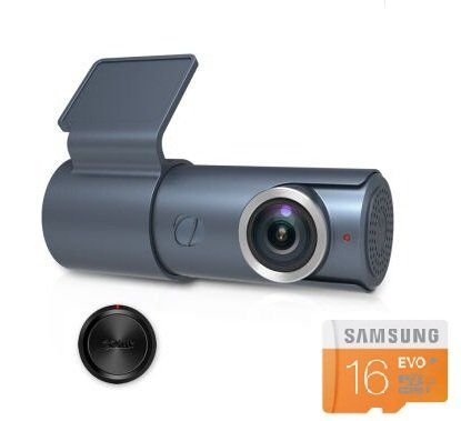 NEW! T3 compact car dashcam WiFi Full HD 1080P G-sensor Night vision SD card Included   Best Dashboard Camera