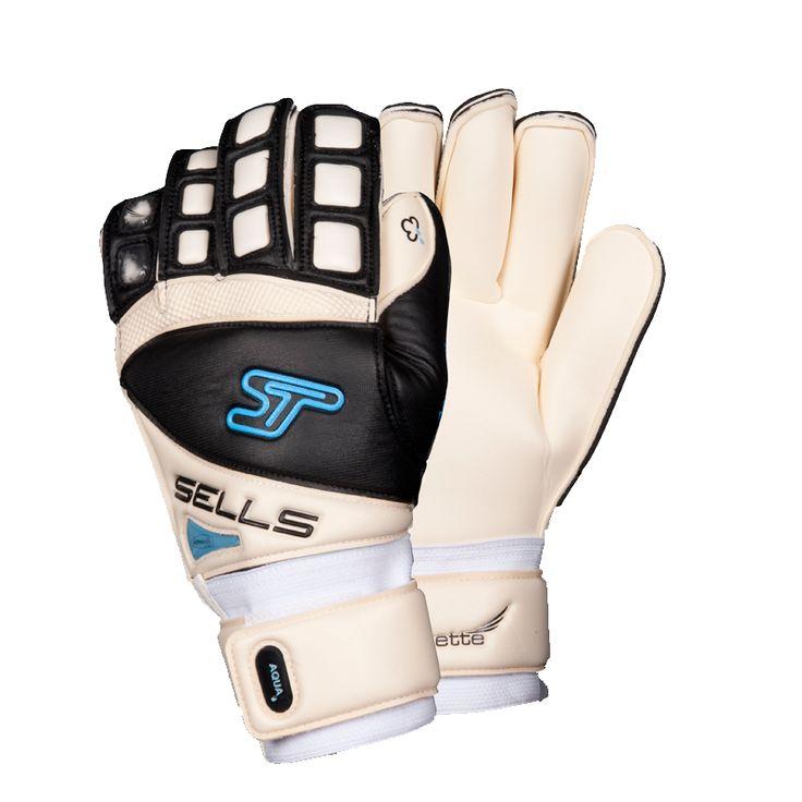 Sells Silhouette Aqua Goalkeeper Gloves