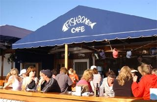 Fishbones Grille in Oak Bluffs is getting a whole new menu this Summer!