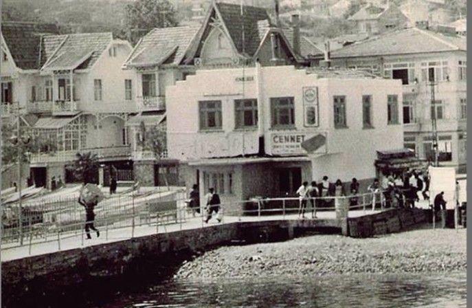 Old Istanbul Tour with photos  Kınalıada-1960