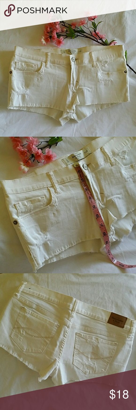 Abercrombie & Fitch Jeans Shorts Abercrombie & Fitch jeans Shorts Abercrombie & Fitch Jeans