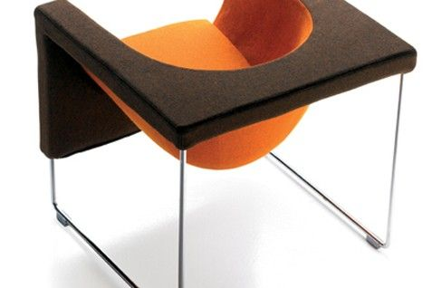 Modern Chair by Stua  / Product available on HomeLovers.pl