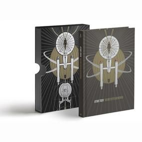 Star Trek: 50 Artists 50 Years (Limited Edition Hardcover) £40.00