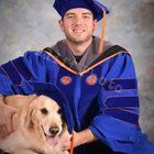 My brother graduates veterinary school this May. Thought you would all appreciate his class photo!