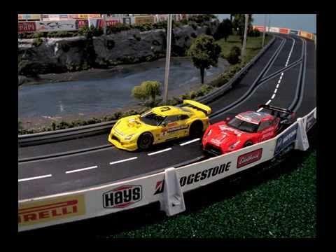 Carrera Digital 1/32 Slot Car Track