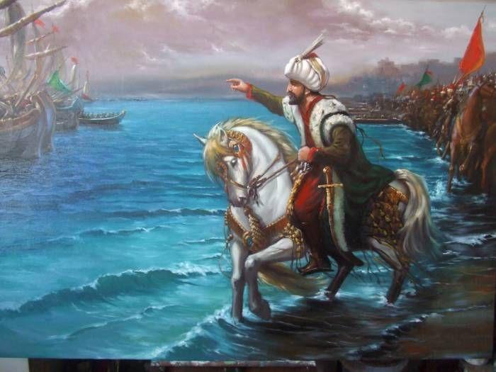 Fatih Sultan Mehmet - İstanbul fethedildikten sonra II. Mehmed, 1455 yılında Tersane-i Amire'yi kurdu ve Osmanlı donanmasının yeni merkezi İstanbul oldu.