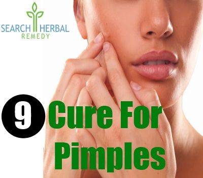 9 Natural Cure For Pimples