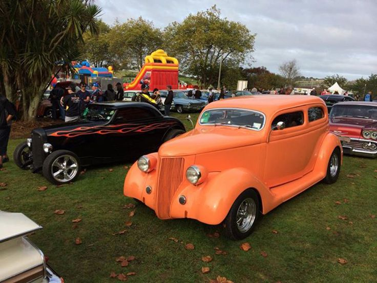 Hot Rods coming to Cooks Beach