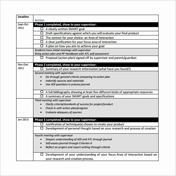 Action Research Planning Template from i.pinimg.com