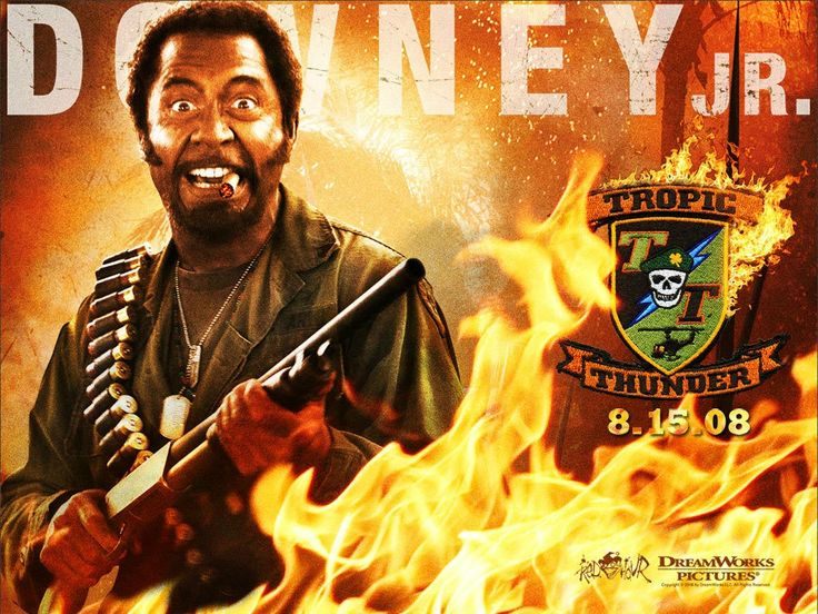 tropic thunder essay If you've found a photo, video, or photo essay of people from the past looking fantastic, here's the place to share it then tropic thunder came out.