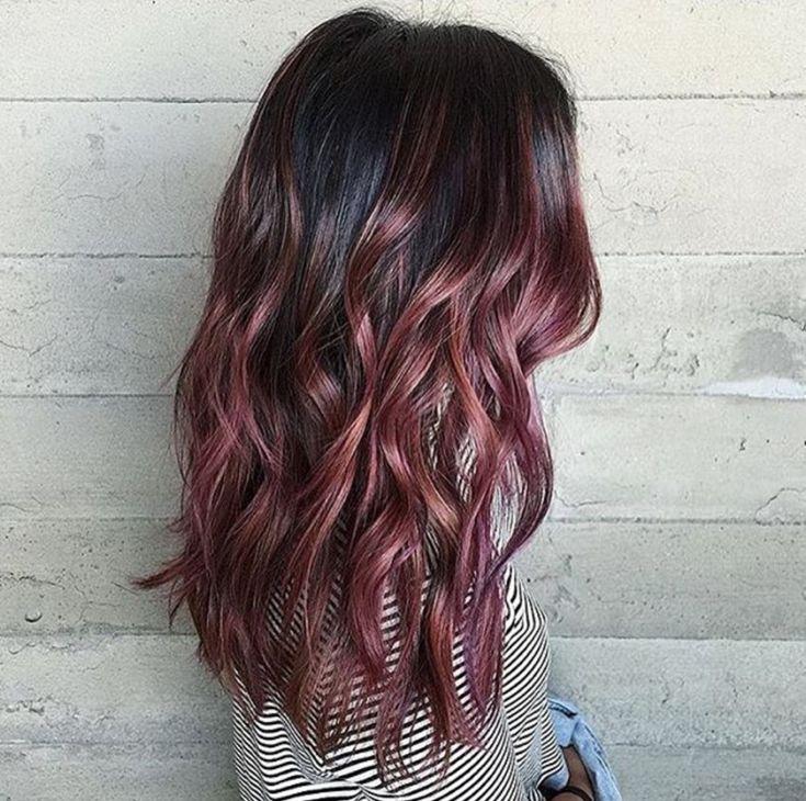 Die Haarfarbe, die Sie ausprobieren müssen, wenn Sie Pink Shades But Hate Bleaching lieben