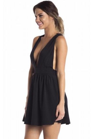 Finders Keepers dress in black | SHOWPO Fashion Online Shopping