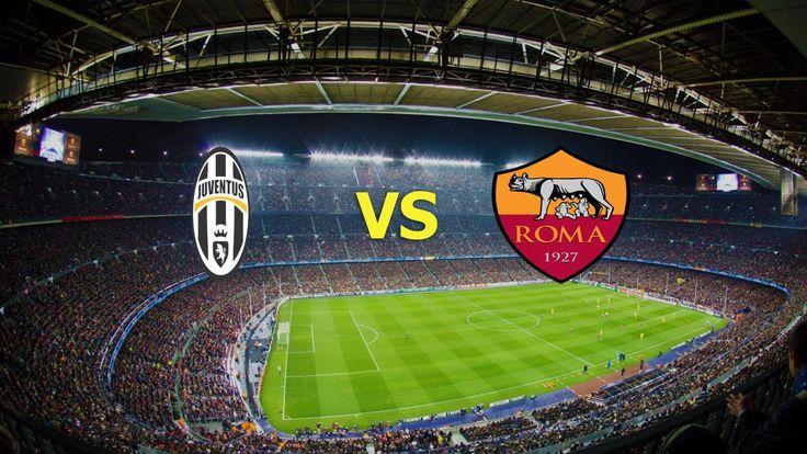Ver Juventus vs Roma EN VIVO Online Serie A TIM 17 de Diciembre 2016