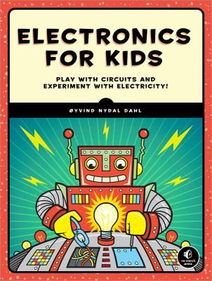 Demystifies electricity and teaches how to build electronics projects. Covers how circuits, voltage, and current work. Each part of the book focuses on different fundamental electronics concepts with hands-on projects. Gr. 5 and up.