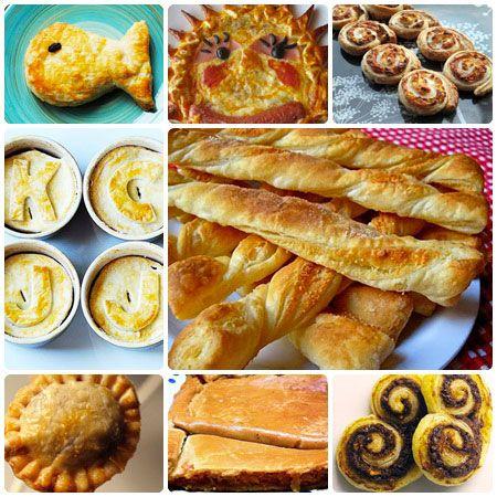 Recetas fáciles con hojaldre: Food, Masa Hojaldre Recetas