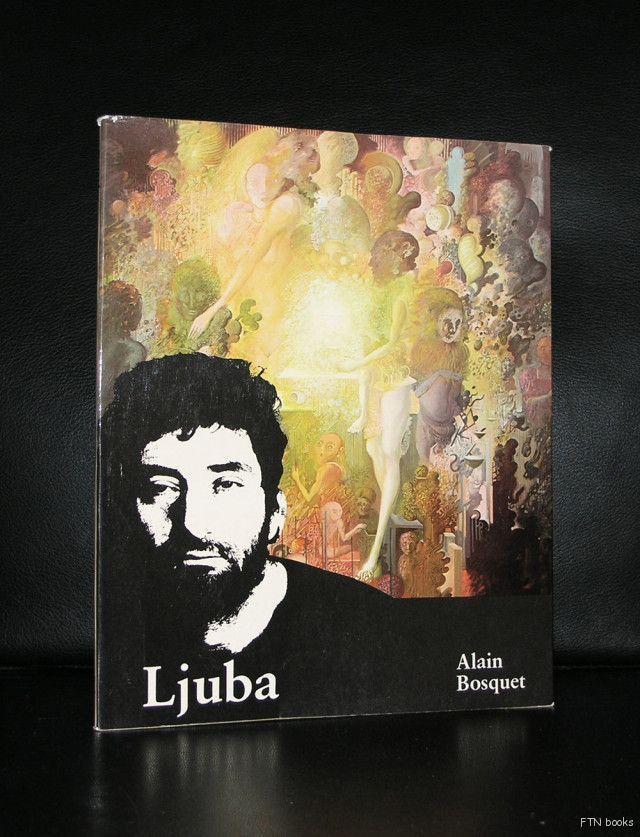 Alain Bosquet # LJUBA # 1974, nm