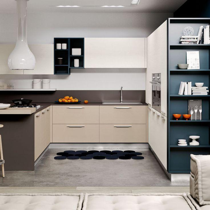 oltre 25 fantastiche idee su cucine moderne su pinterest ... - Cucine Moderne Penisola
