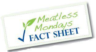 Meatless Mondays Factsheet
