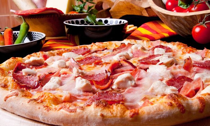 Pizza - West Wing Pizza | Groupon
