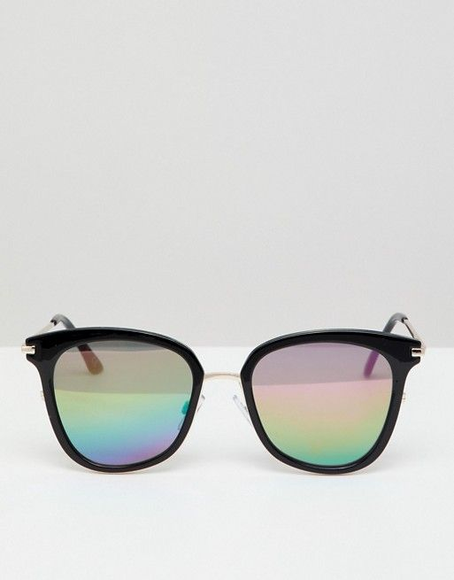 5bcee5ec0dd Vans Piper Rainbow Lens Sunglasses