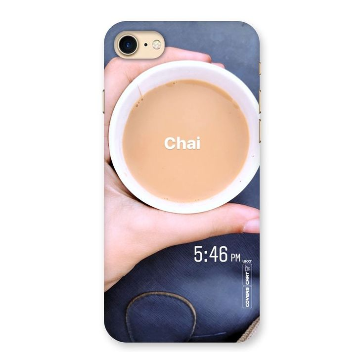 Evening Tea Back Case for iPhone 7 | Mobile Phone Covers & Cases in India Online at CoversCart.com
